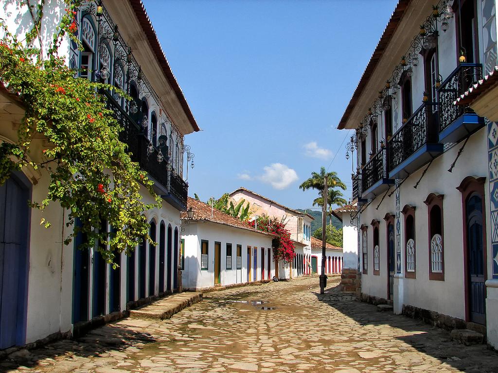 Paraty - Rio de Janeiro - Brésil aventure