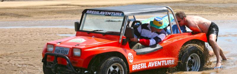 sensations brésiliennes - Brésil Aventure