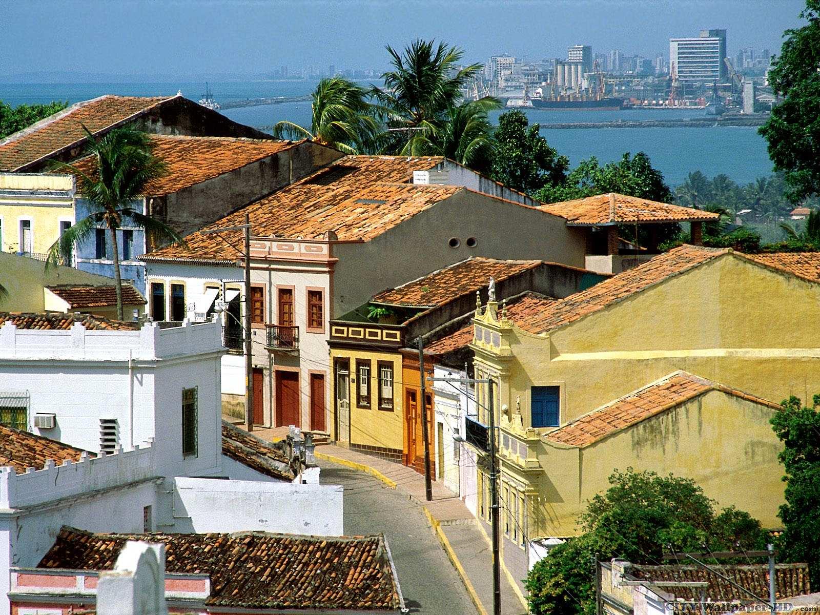 Olinda - Brésil Aventure