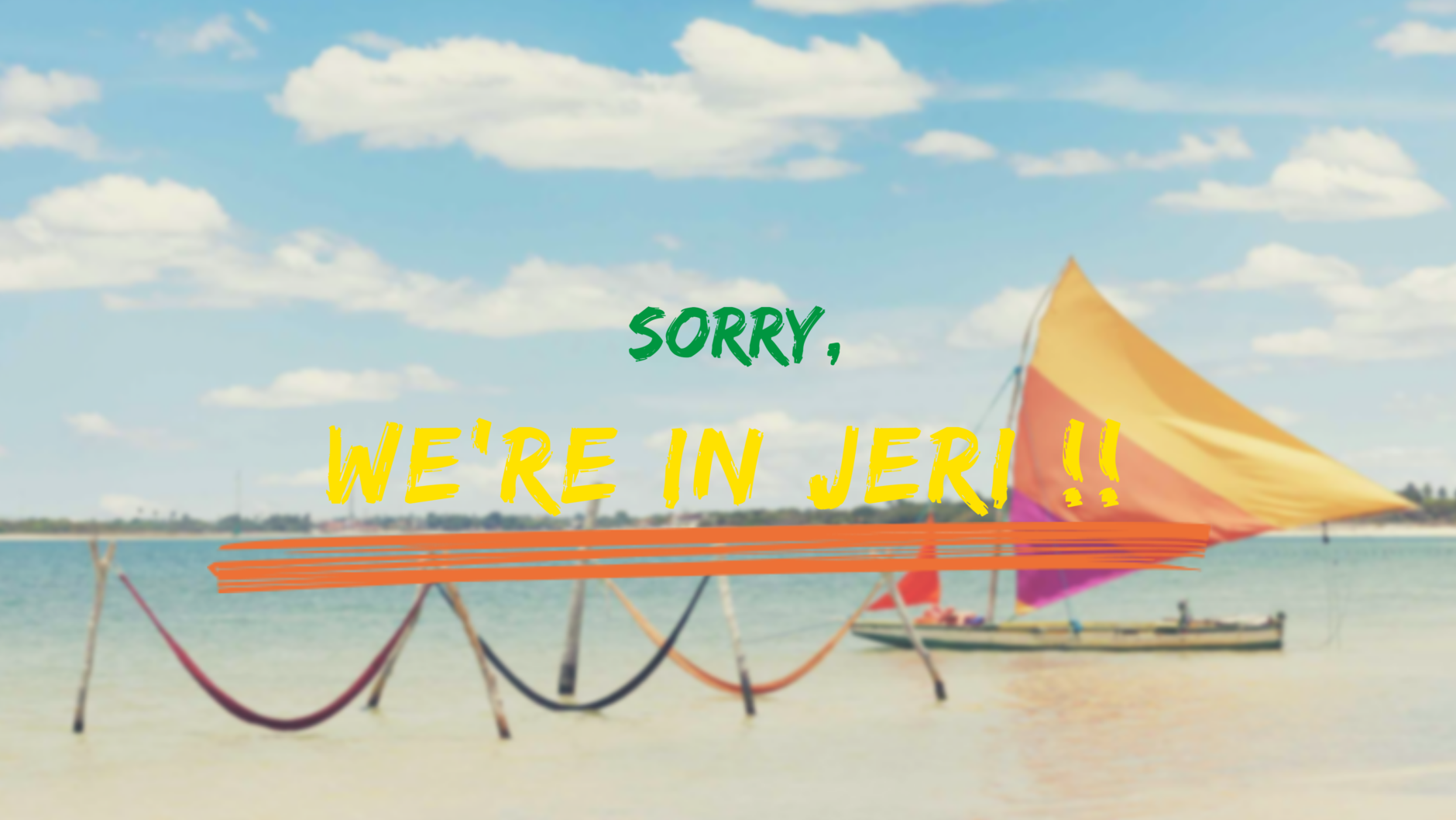 Jeri - Brésil Aventure