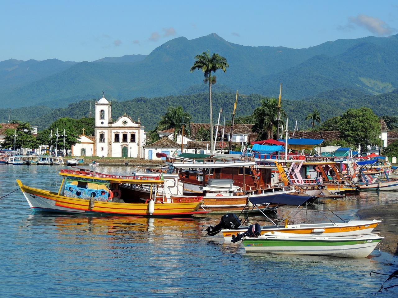 Paraty - Rio de Janeiro - Brésil aventure - Carnet de voyage de Rio à Ilha Grande