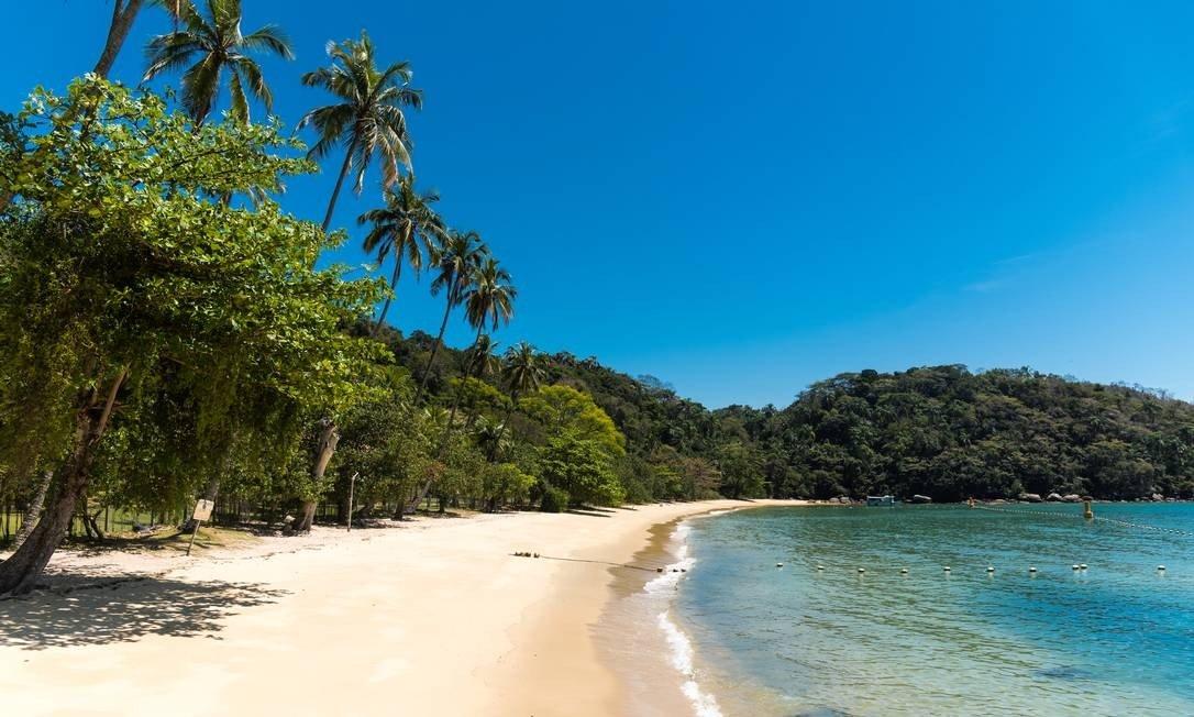 plage Ilha Grande - brésil Aventure